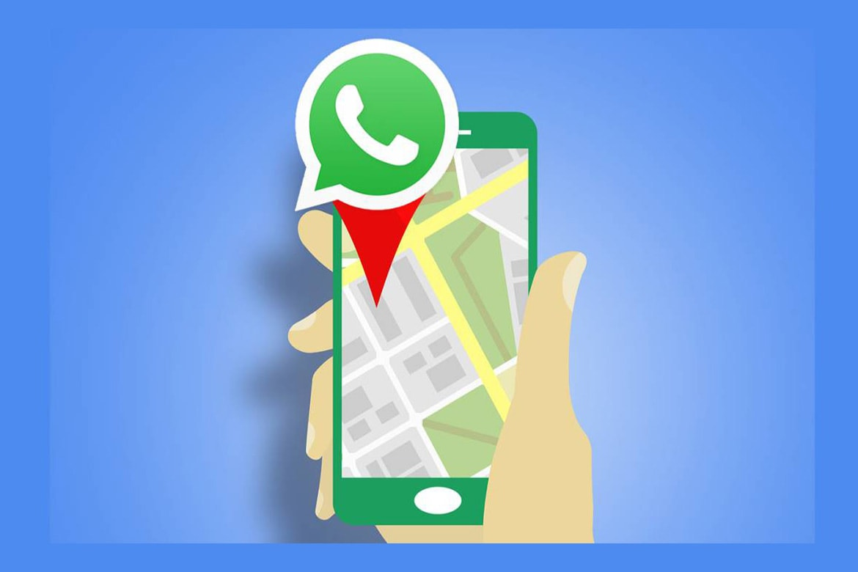 como compartir la ubicacion de whatsapp