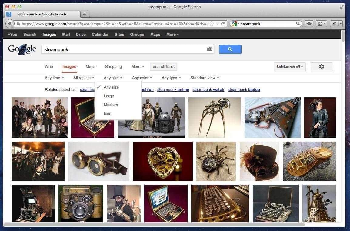 ¿Cómo usar Google Imágenes?