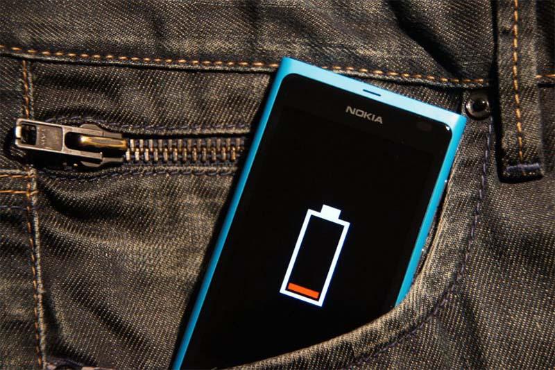 aplicaciones que agotan batería