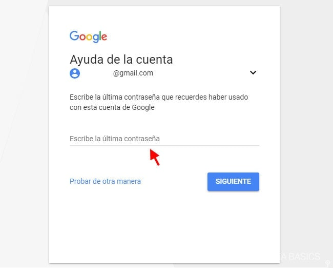 ultima-contraseña-gmail