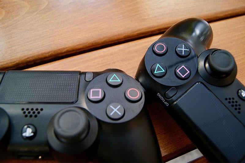 Diferencias entre un mando PS4 V1 y V2