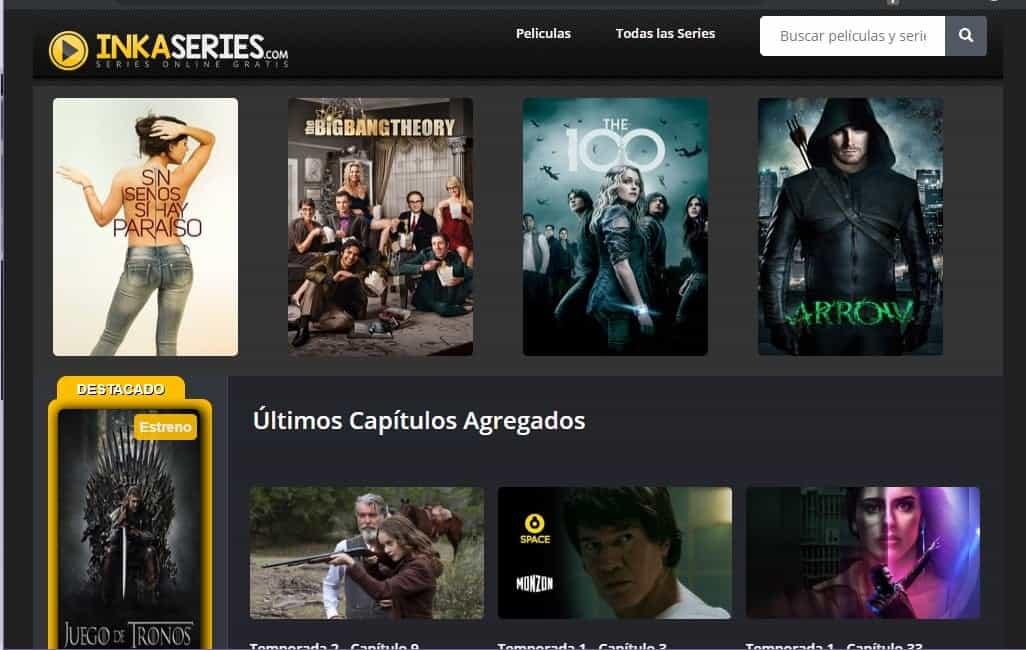 Inkaseries.tv