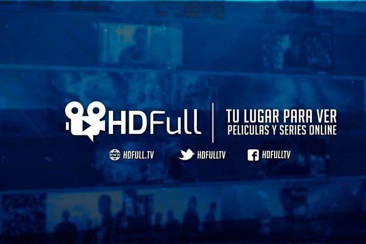 HDFull ha vuelto con nuevo dominio