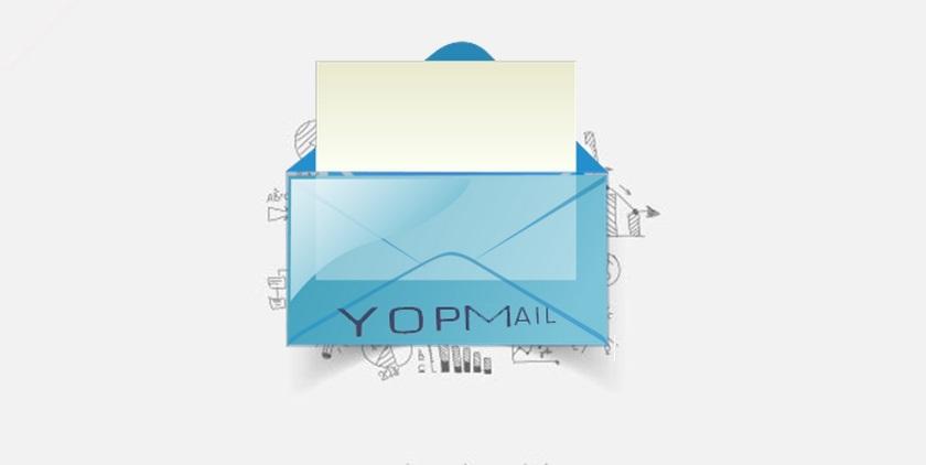 Iniciar sesión y usar un correo temporal en Yopmail